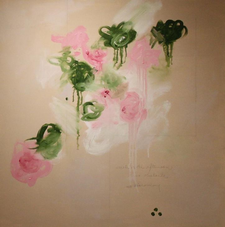 pink birches 1