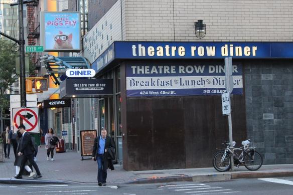 Theatre Row diner