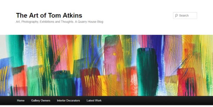the art of tom atkins