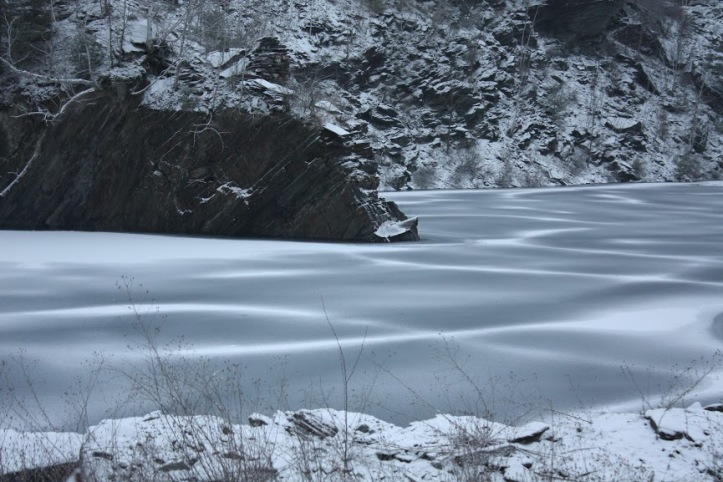 cold in the quarry
